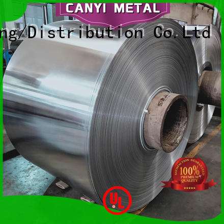 Caiyi waterproof 5052 aluminum sheet wholesale for hardware