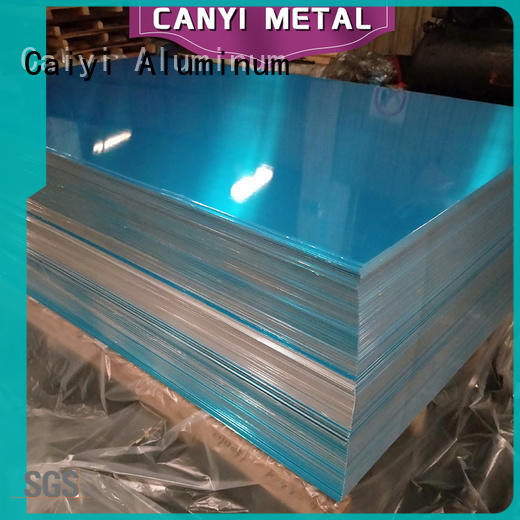 Caiyi 5052 h32 aluminum sheet brand for metal parts