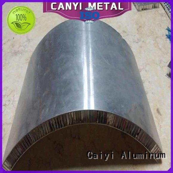 Caiyi finest honeycomb sheet supplier for elevator