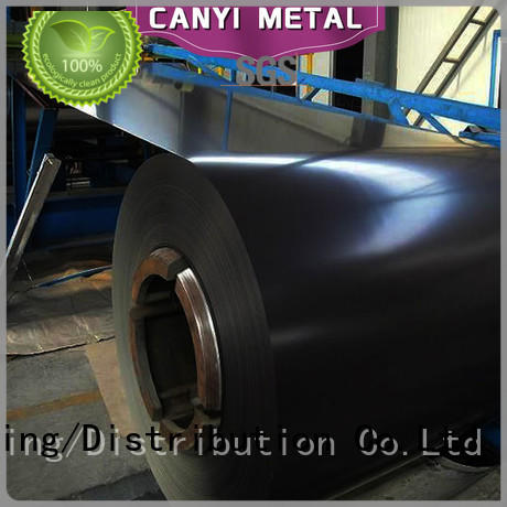 Caiyi alloy 3003 aluminum sheet wholesale for industry
