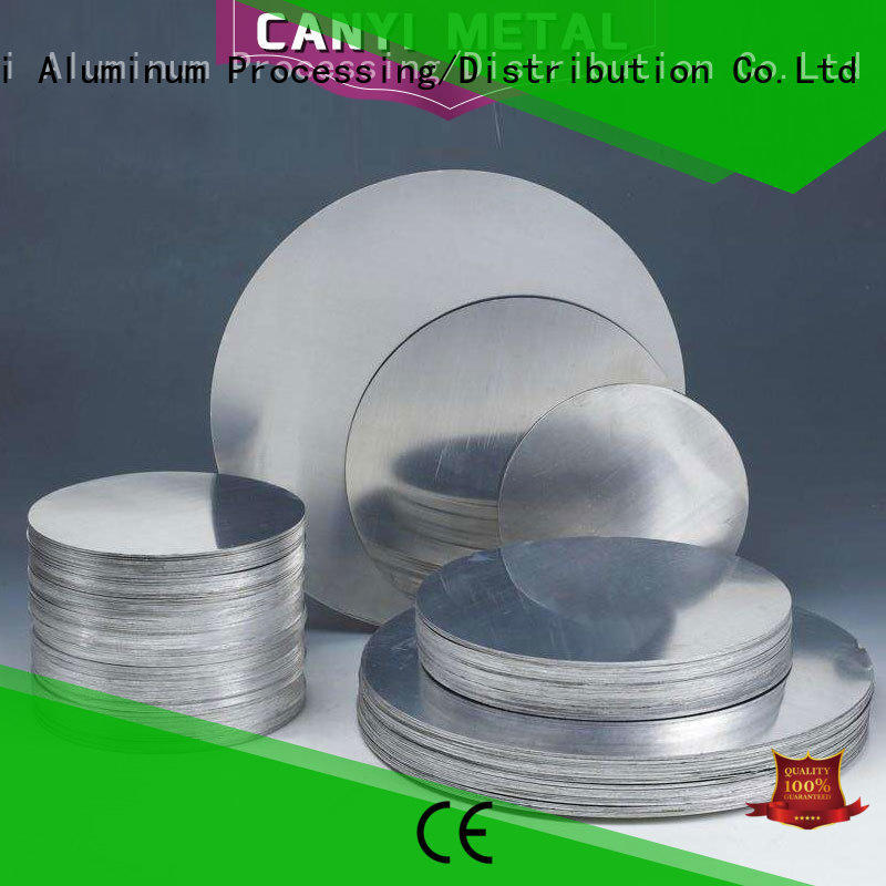 Caiyi quality aluminum 5052 h32 customization for factory