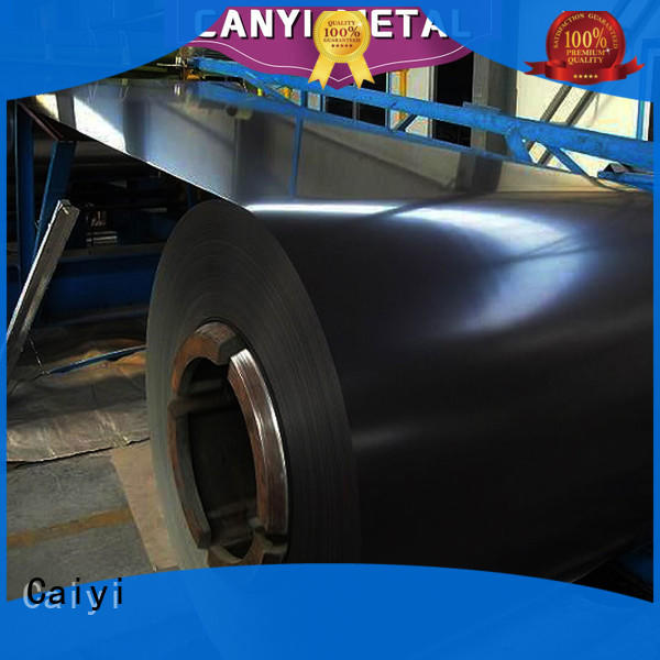 Caiyi low 3003 aluminum plate strip industry