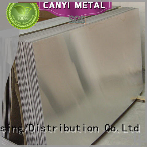 Caiyi alloy 3003 aluminum plate customization for industry