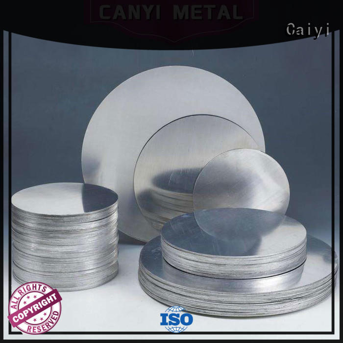 Caiyi series 5000 series aluminum wholesale for factory