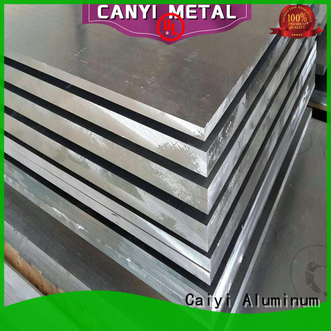or 6013 aluminum sheet quality factory Caiyi