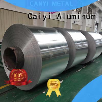 Caiyi various aluminum panel sheet supplier for factory