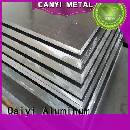 plate brushed aluminum coil coil for industry Caiyi