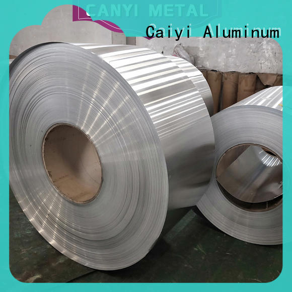 Caiyi aluminum 6061 t651 factory for mechanical