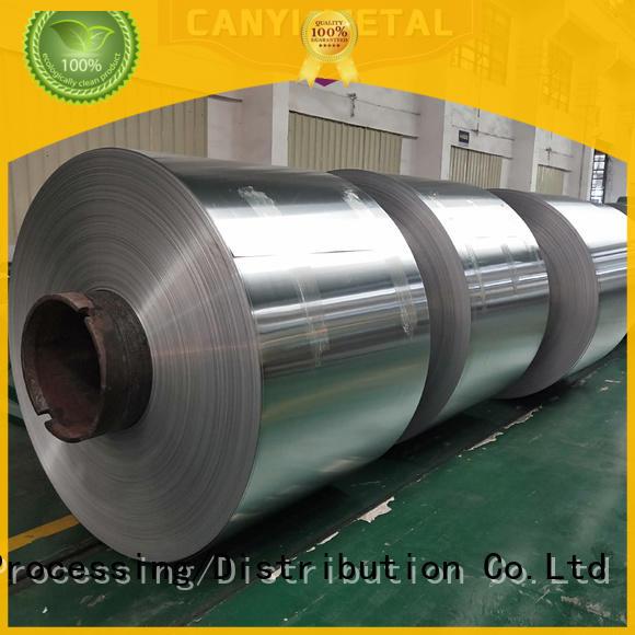 Caiyi cheap 3003 aluminum sheet brand for gutters
