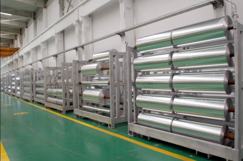 Caiyi waterproof aluminum roll factory direct marketing for packing-3